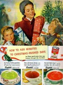1948 xmas add campbells