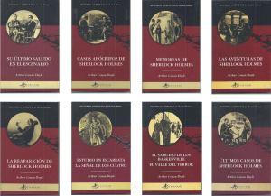 sherlock libros originales