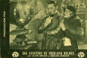sherlock peli 1929