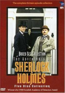 sherlock tv serie 1984